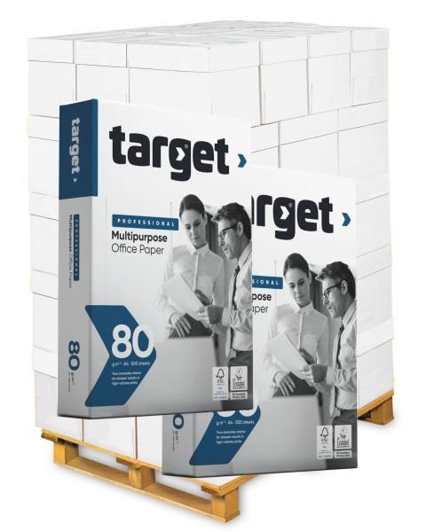 Target Professional Multipurpose - Palette - 80g/m² - A4