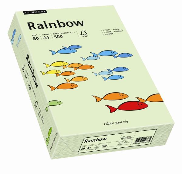 Rainbow hellgrün (S72) - 80 g/qm - DIN A4