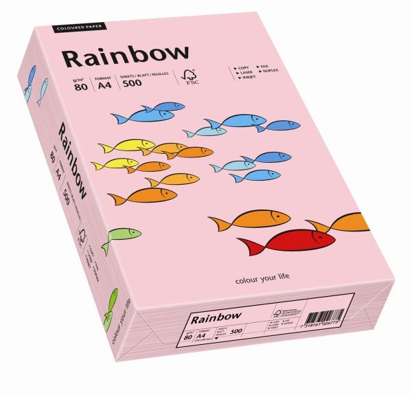 Rainbow hellrosa (S54) - 120 g/qm - DIN A4