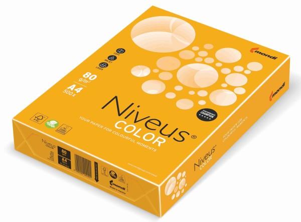NIVEUS Color altgold (AG10) - 80 g/qm - DIN A3 BB (297 x 420 mm)