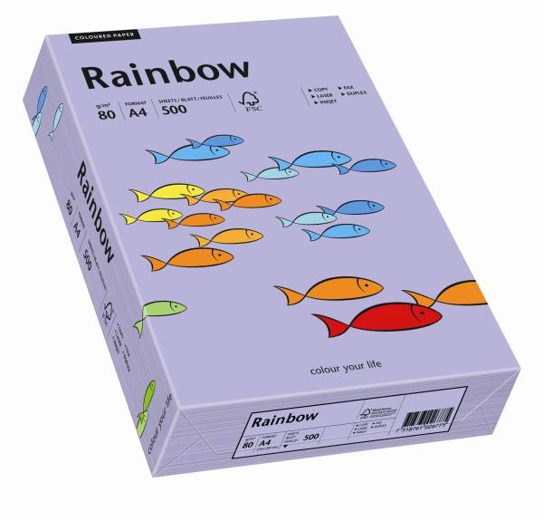 Rainbow violett (S60) - 120 g/qm - DIN A4