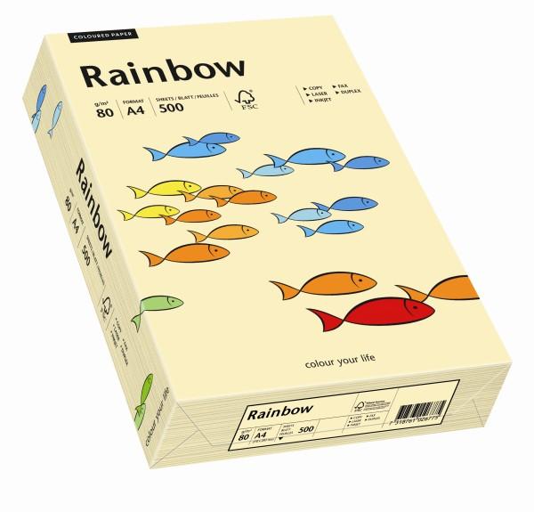 Rainbow chamois (S06) - 80 g - DIN A3 BB (297 x 420 mm)