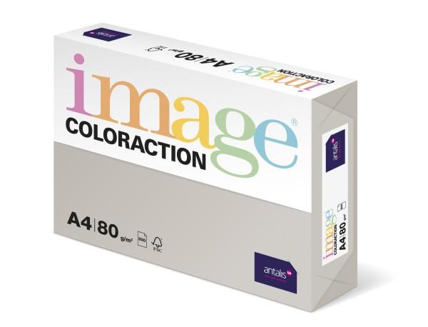 Image/Coloraction Iceland/grau (A30) - 80 g/qm - DIN A4