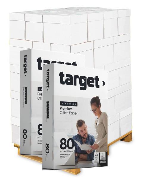 Target Executive Premium - Palette - 80g/m² - A4